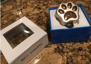 Paw Tracker Unboxing