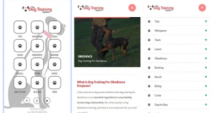 dogtraining 310x165 - Top 10 Dog Related Mobile Apps