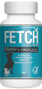 fetchBottle1 141x300 - For Your Dog's Health & Happiness, Go Fetch