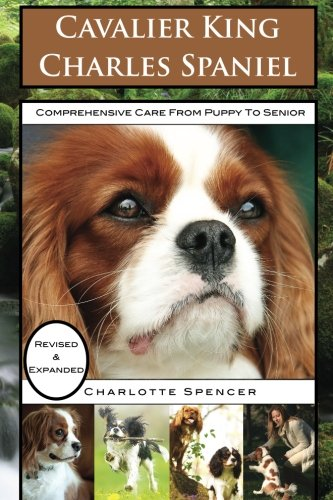 Cavalier King Charles Spaniel: REVISED & EXPANDED: Comprehensive Care from Puppy to Senior; Care, Health, Training, Behavior, Understanding, Grooming, Showing, Costs and much more