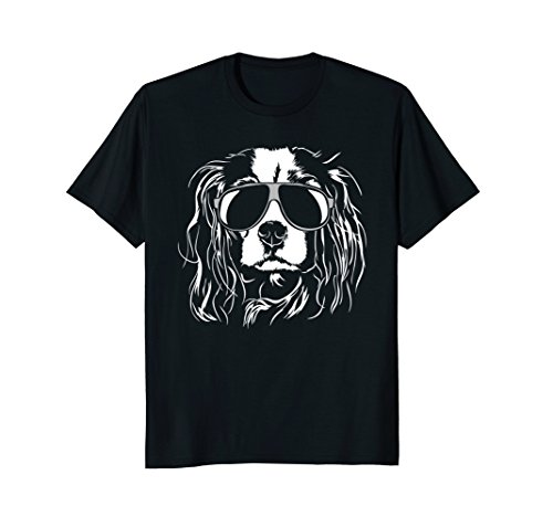 Funny Proud Cavalier King Charles Spaniel T Shirt dog gift