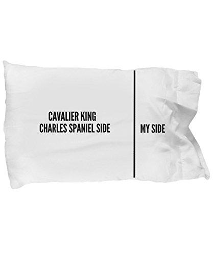 Cavalier King Charles Spaniel Pillow Case – Funny Cavalier King Charles Spaniel Pillowcase – Cavalier King Charles Spaniel Gifts – Cavalier King Charl