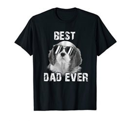Cavalier King Charles Spaniel Dad Shirt