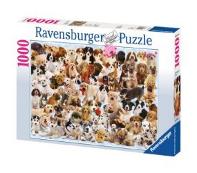 Ravensburger Dogs Galore – 1000 Piece Puzzle