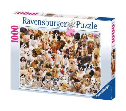 Ravensburger Dogs Galore – 1000 Piece Puzzle