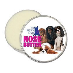 The Blissful Dog All 4 Cavalier King Charles Spaniel Nose Butter, 4-Ounce