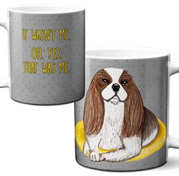 Cavalier King Charles Mug by Pithitude – One Single 11oz. Coffee Cup