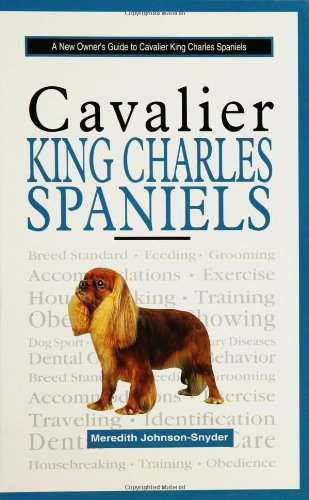 A New Owners Guide to Cavalier King Charles Spaniels