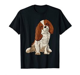 Cavalier King Charles Spaniel Shirt, Gift for Dog Lovers