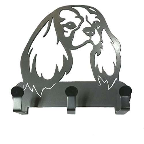 Enrych Cavalier King Charles Spaniel Shaped Hanger