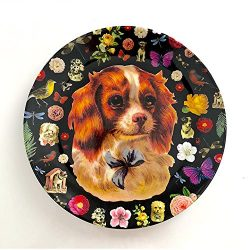 Cavalier King Charles Plates (Set of 4)