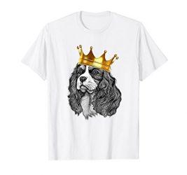 Cavalier king charles spaniel t shirt