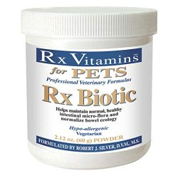 Rx Vitamins Essentials 1 Piece 2.12 oz/60.10g Biotic Powder for Pets, One Size