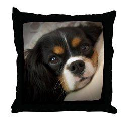 CafePress Cavalier King Charles Spaniel Decor Throw Pillow (18″x18″)