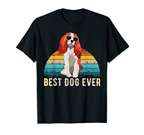 Cavalier King Charles Spaniel T Shirt Men Women Kids