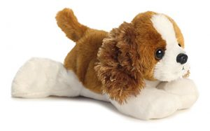 Aurora 31712 World 8″ Charles Plush, Small (6-14″), Brown