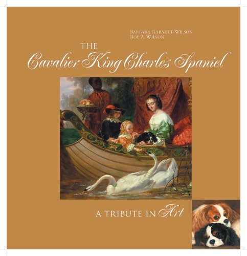 The Cavalier King Charles Spaniel: A Tribute in Art