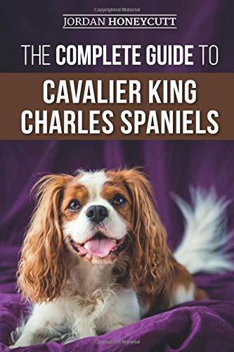 The Complete Guide to Cavalier King Charles Spaniels: Selecting, Training, Socializing, Caring For, and Loving Your New Cavalier Puppy